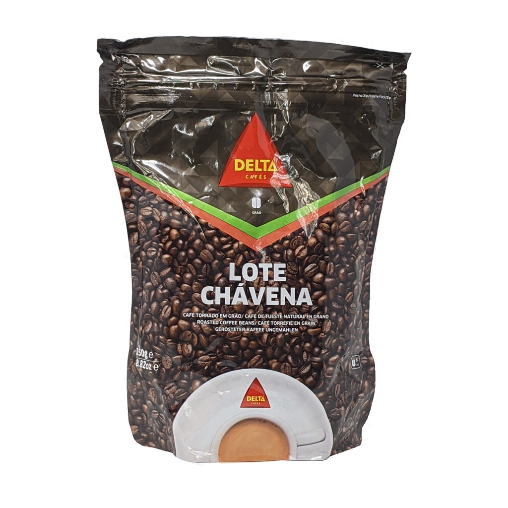 Delta Coffee Roasted Beans 250gr