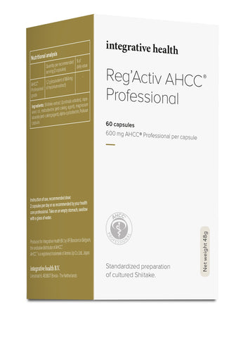 Reg'Activ AHCC® Professional - Integrative Health B.V.