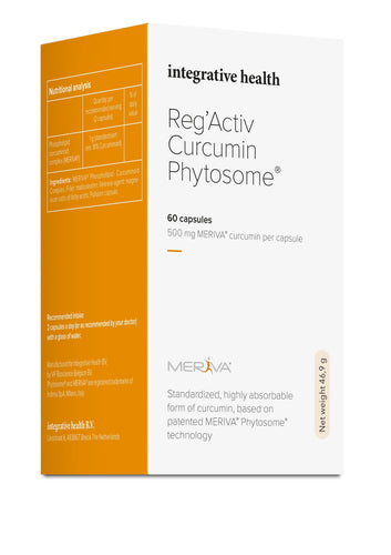 Reg'Activ Curcumin Phytosome® - Integrative Health B.V.