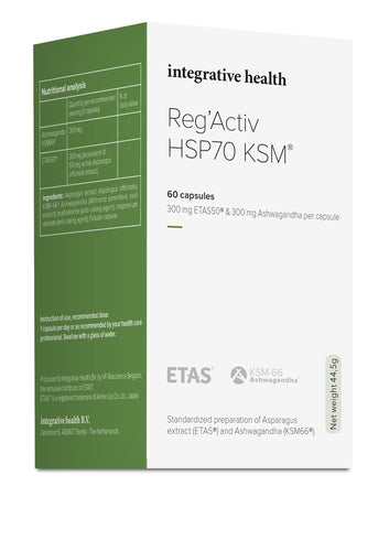 Reg'Activ HSP70 KSM® - Integrative Health B.V.