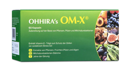 Ohhira's OM-X® - Integrative Health B.V.