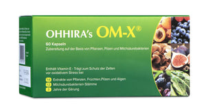 Ohhira's OM-X® - Integrative Health