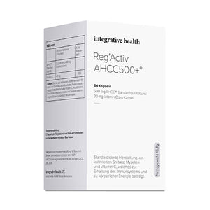 Reg'Activ AHCC500+® - Integrative Health B.V.