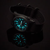 Bertucci A-2S BALLISTA 40mm Field Watch Model: 11086