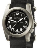 Bertucci A-11T AMERICANA 42mm Titanium Field Watch Model: 13330