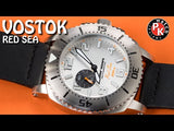 Vostok AMFIBIA Red Sea 44mm Automatic Watch Model: 040690