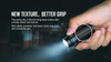 Olight Baton 3 - 1200 Lumen Magnetic Rechargeable LED Torch