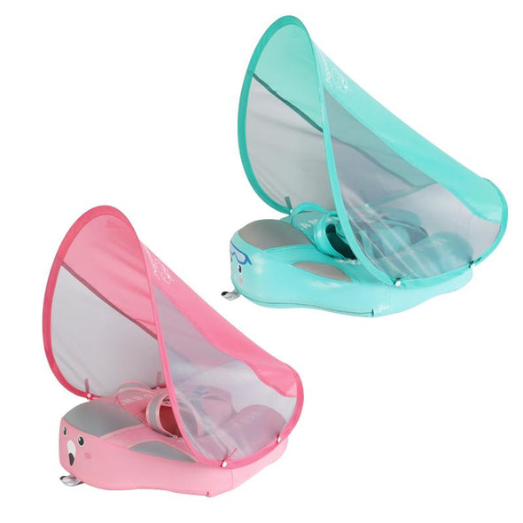 Baby Swimming Smart Trainer Floatie Canopy