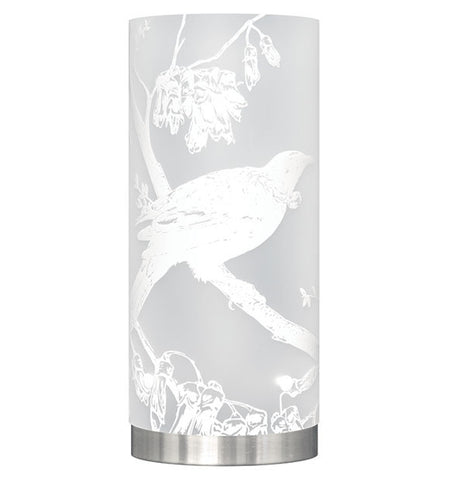 Medium Tui Table Lamp White Silhouette