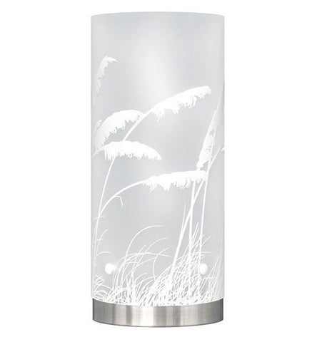 Medium Toi Toi Table Lamp, White Silhouette - Zamm Lights