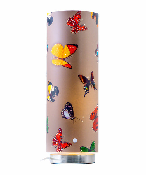 Butterfly Designer Wallpaper Lamp