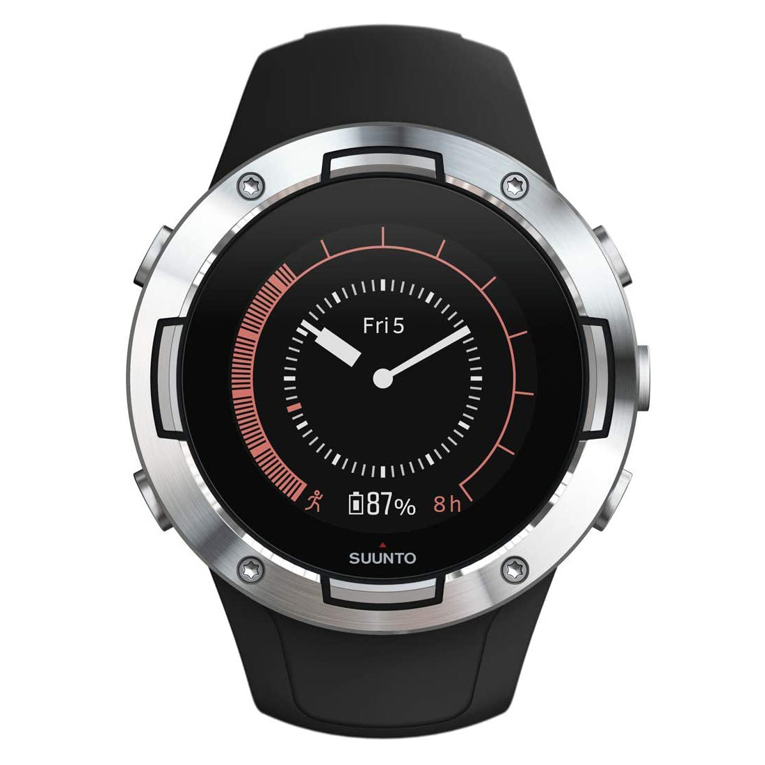 Suunto 5 Black Steel