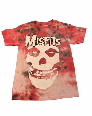 The Misfits Tie Dye Men's Tee