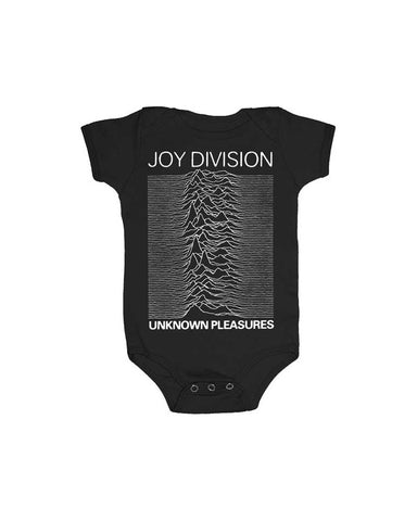 Unknown Pleasures Infant Onesie