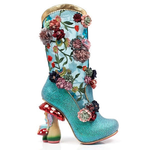 Enchanted Fairyland Angelica Pearson Boots