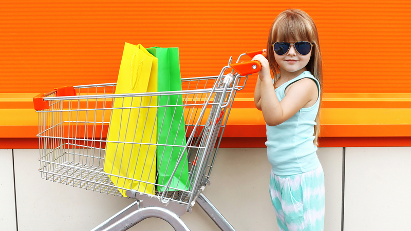 7 Hacks To Help You Conquer Christmas Shopping with Kids