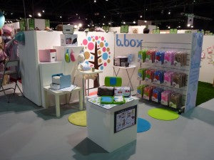 bbox new products a hit at Sydney trade fairs