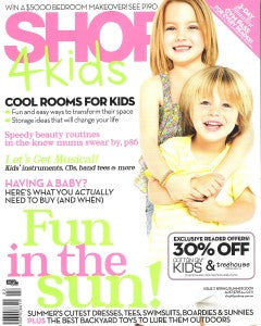 Shop 4 Kids cover