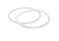 twin pack replacement o-rings (matte lid) - b.box for kids