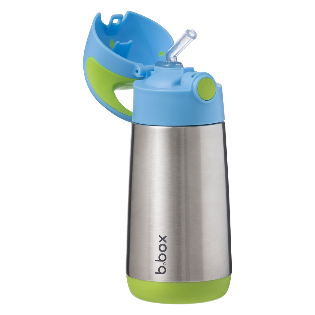 insulated drink bottle - ocean breeze - b.box for kids