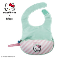 Hello Kitty - Travel Bib + Spoon Candy Floss