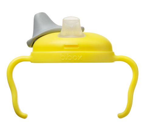 Spout Cup - lid only  - Lemon - b.box for kids