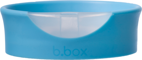 training cup lid - blueberry - b.box for kids