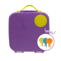 *new* lunchbox - passion splash - PRE ORDER
