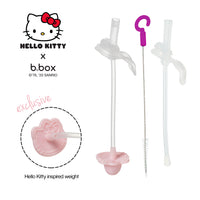 Hello Kitty Replacement Straw - Candy Floss