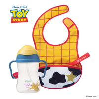Disney - Woody sippy cup and travel bib + spoon bundle (selected regions only)