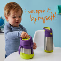 insulated food jar - passion splash - b.box for kids