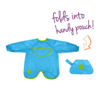 Smock bib - ocean breeze - b.box for kids