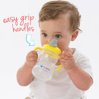 *NEW* Spout Cup - lemon - b.box for kids