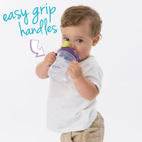 *NEW* Spout Cup - grape - b.box for kids