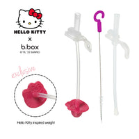 Hello Kitty Replacement Straw - Pop Star
