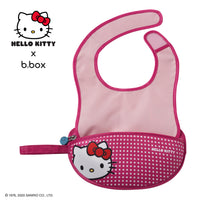 Hello Kitty - Travel Bib + Spoon Pop Star