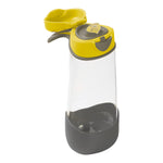 *new* sport spout 600ml bottle - lemon sherbet