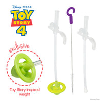 Buzz lightyear replacement straw pack (selected regions only) - b.box for kids