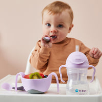 *NEW* sippy cup - boysenberry - b.box for kids