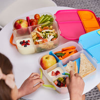 *new* lunchbox - blue slate - b.box for kids
