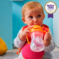 sippy cup - orange zing - b.box for kids