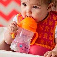 *NEW* sippy cup - orange zing