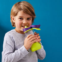 *new* sport spout bottle - passion splash - b.box for kids