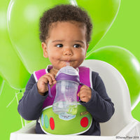 Disney - Buzz Lightyear sippy cup and travel bib + spoon bundle (selected regions only)