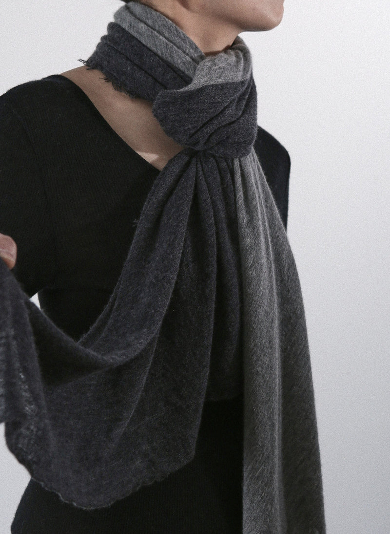LOVE DUO / HEATHER GREY & CHARCOAL