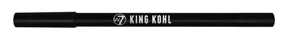 W7 King Kohl Eye Pencil- Black