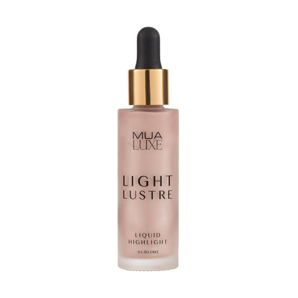 MUA Luxe Light Lustre Liquid Highlight