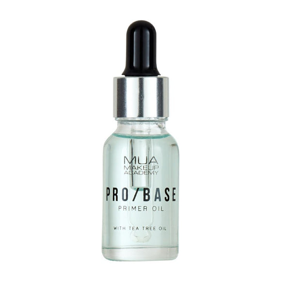 MUA Pro / Base Primer Oil With Tea Tree