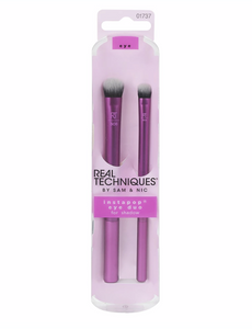 Real Techniques Instapop Eye Brush Duo