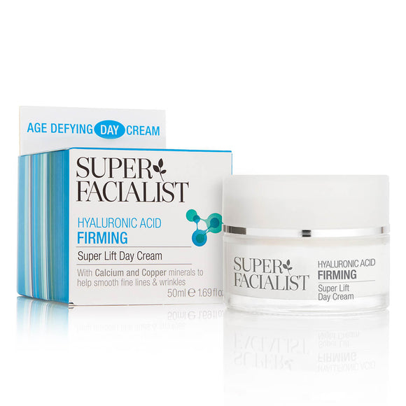 Superfacialist Hyaluronic Acid Firming Super Lift Day Cream 50 ml